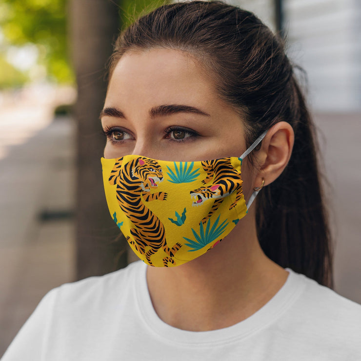 Tiger King - 2 Layer Everyday Protective Masks