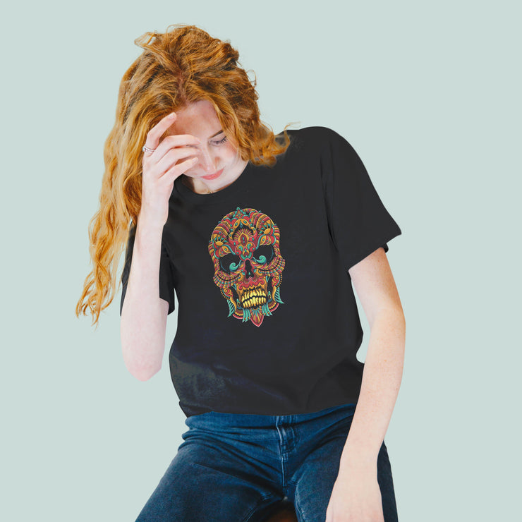 Day of the Dead Women's Tshirt