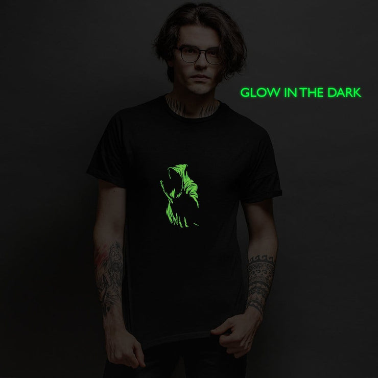 Soul Reaper UV + Glow in the Dark Tshirt