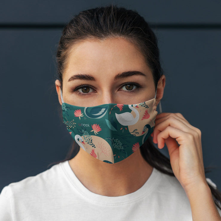 SwanK - 2 Layer Everyday Protective Masks