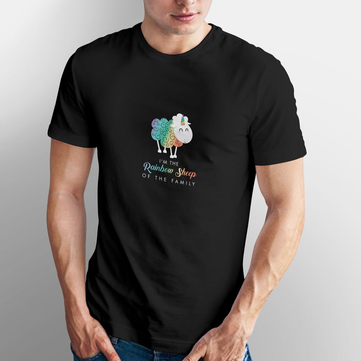 Rainbow Sheep Men's Tshirt
