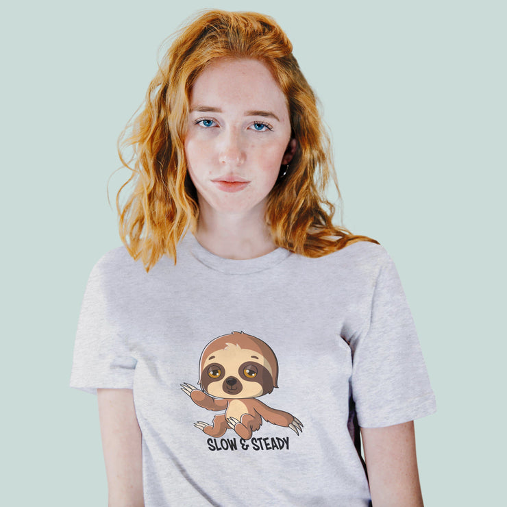 Stoner Sloth Women's Tshirt