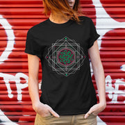 The Seed of Life UV + Glow in the Dark Tshirt