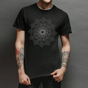Twelve Star Mandala Tshirt