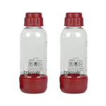Drinkmate 0.5 Liter Bottles - 2 Pack