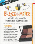 Us Weekly: the Buzzzz-o-meter