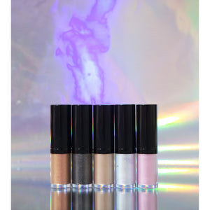 Why Eye Love You Liquid Eyeshadow Set of 5 Multipurpose Makeup