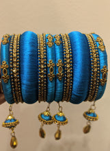 Load image into Gallery viewer, Turquoise Bangles