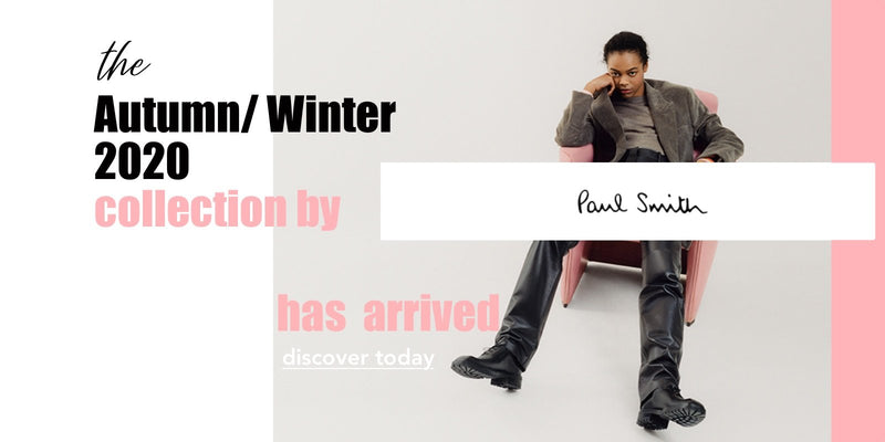New in | Paul Smith AW20 Collection, News
