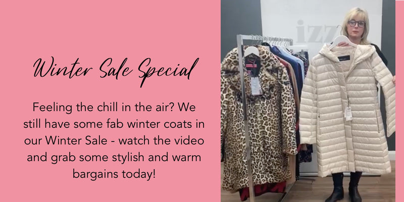 Winter Sale Special