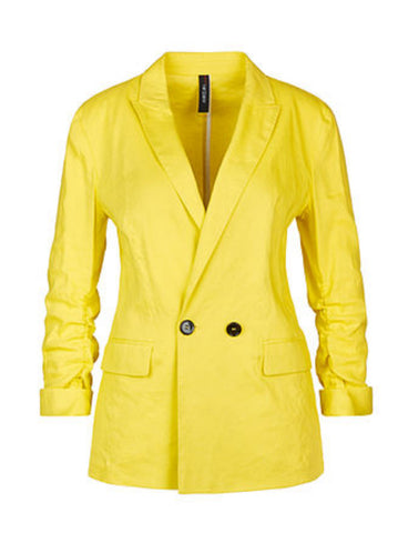 Marc Cain Yellow Blazer