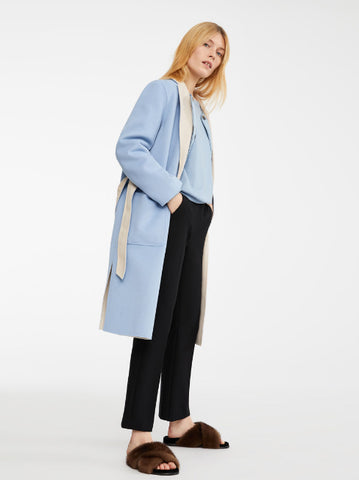 Weekend By Max Mara Reversible Spring Coat