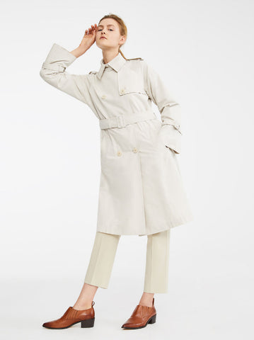 Weekend Max Mara Beige Trench Coat