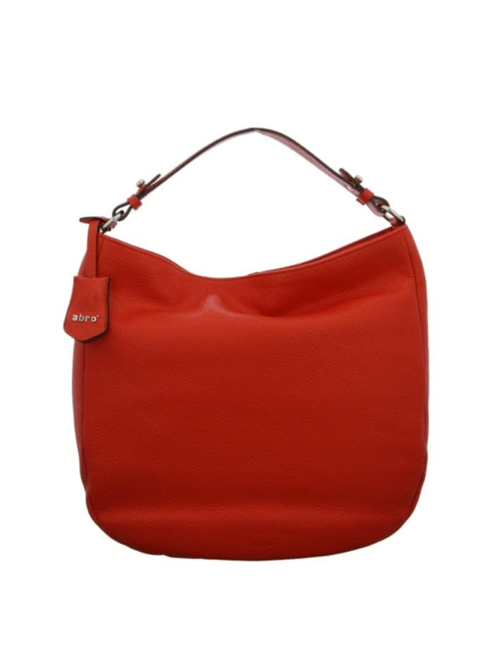 abro Handbags 1 Abro Red Mila Hobo Bag 028810-37 izzi-of-baslow