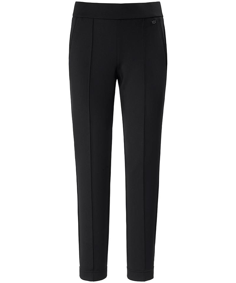 Basler Trousers:Jeans Basler Black Trousers 1202200501 izzi-of-baslow