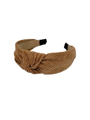 Black Colour Accessories One Size Black Colour Hair Band Lina Cord Latte 2026 izzi-of-baslow
