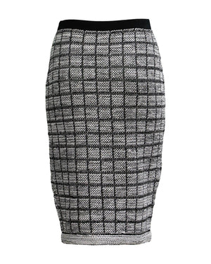 D.Exterior Skirts D.Exterior Knitted Pull On Skirt 50546 izzi-of-baslow