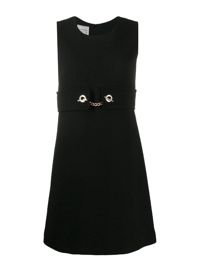 Edward Achour Paris Dresses Edward Achour Little  Black Dress 435001/1207D izzi-of-baslow