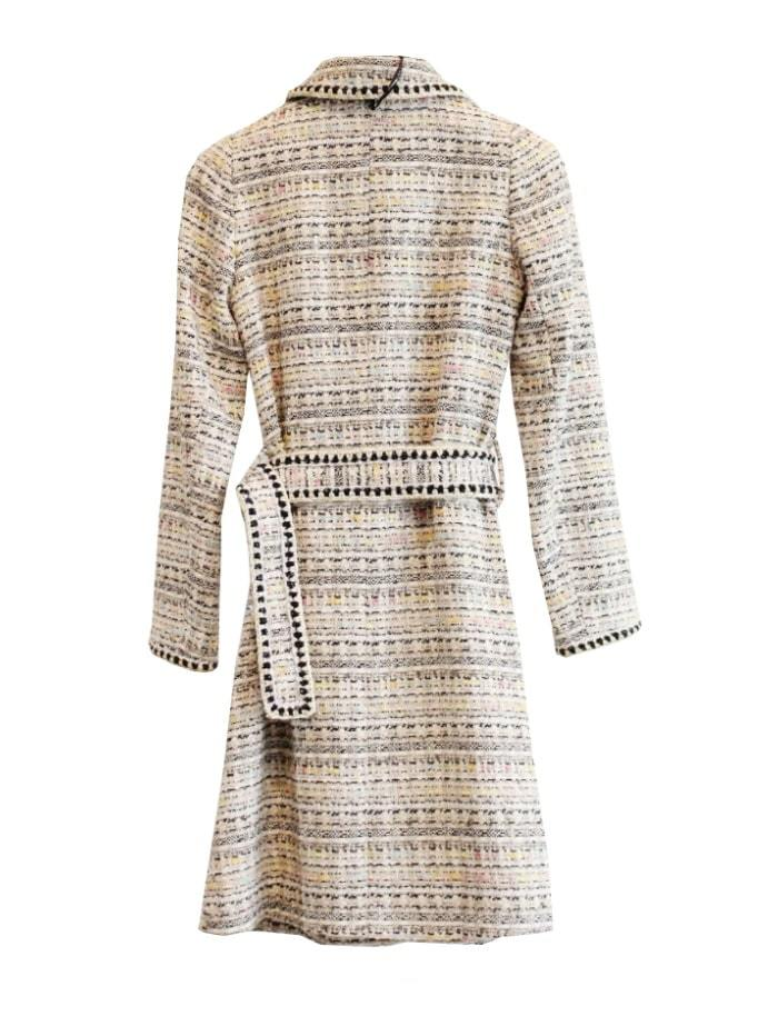 Edward Achour Paris Dresses Edward Achour Tweed Dress 434019/1629D izzi-of-baslow