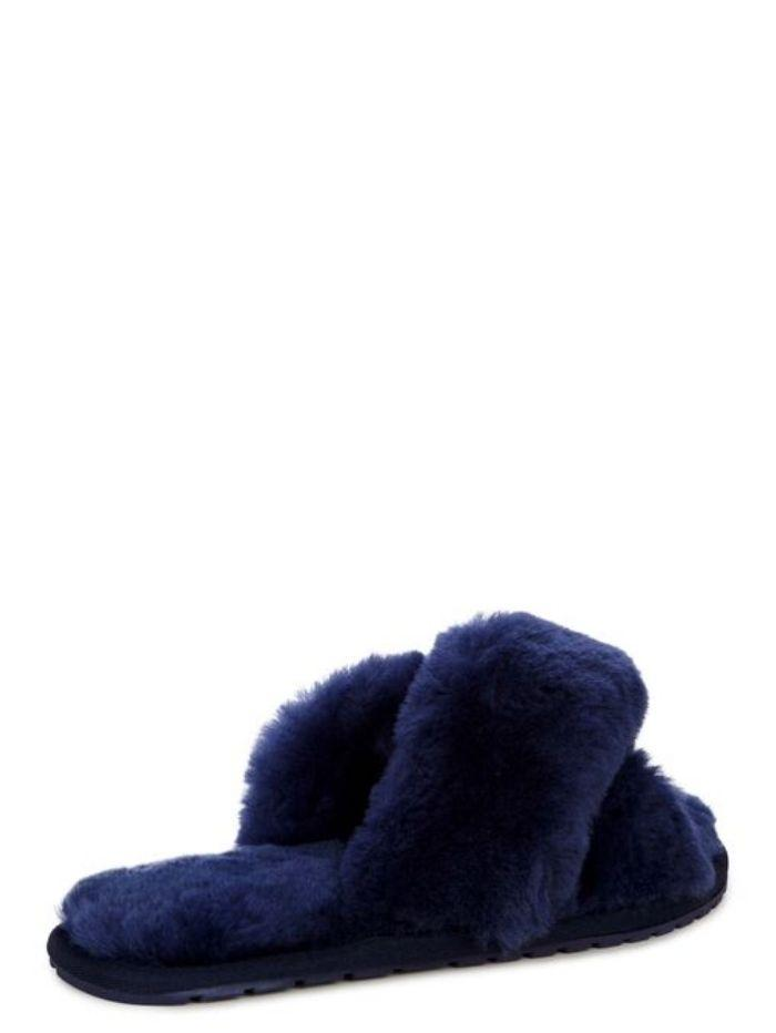 Emu Australia Loungewear Emu Australia Mayberry Sheepskin Slippers Midnight W11573 izzi-of-baslow