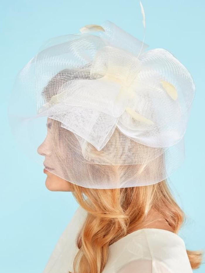 Gina Bacconi Accessories One Size / Butter Cream Gina Bacconi Butter Cream Hat izzi-of-baslow
