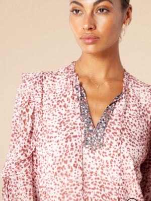 Hale Bob Tops Hale Bob Printed Top izzi-of-baslow