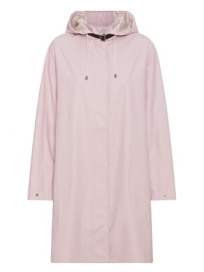 Ilse Jacobsen Coats and Jackets Ilse Jacobsen Rain 71 Raincoat 537 Lavender Pink izzi-of-baslow
