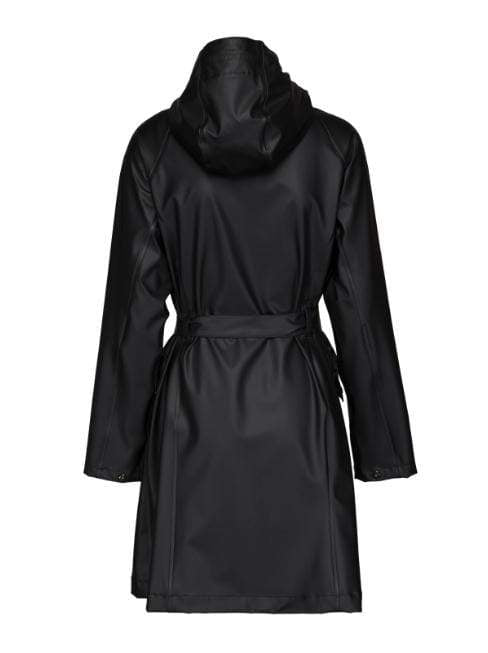 Ilse Jacobsen Coats and Jackets Ilse Jacobsen Rain70 Raincoat Deep Indigo izzi-of-baslow