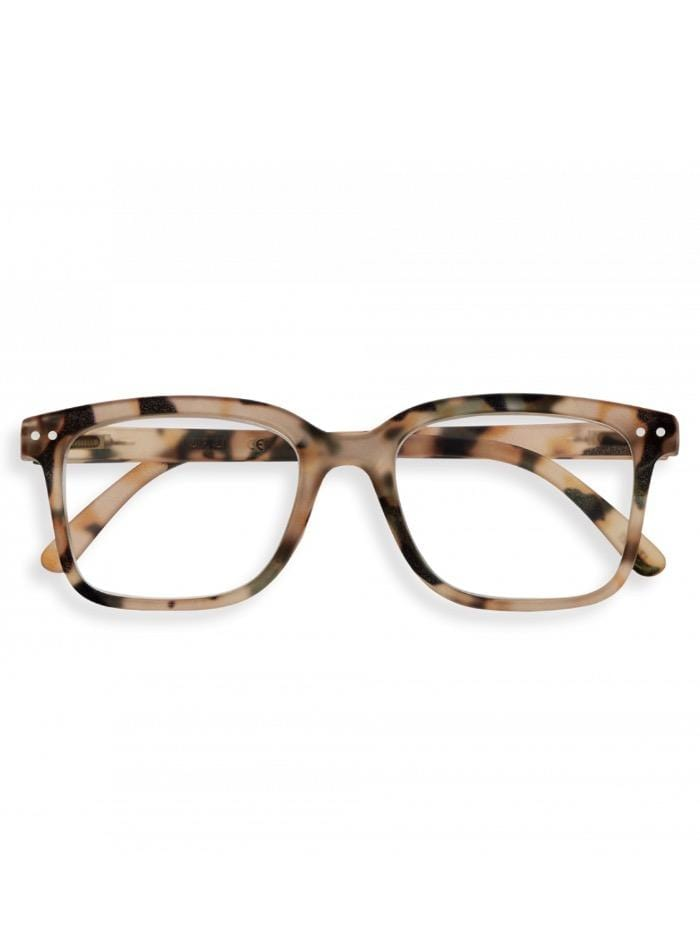 IZIPIZI Accessories IZIPIZI Light Tortoise #L Reading Glasses LMSLC69 izzi-of-baslow