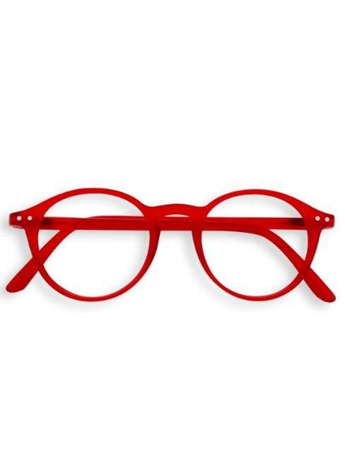 IZIPIZI Accessories IZIPIZI Red #D Reading Glasses LMSDC04 izzi-of-baslow