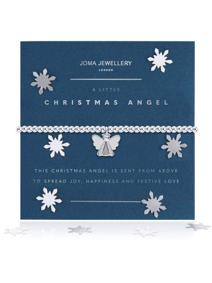 Joma Jewellery Jewellery Joma Bracelet A Little Christmas Angel Bracelet 3789 izzi-of-baslow