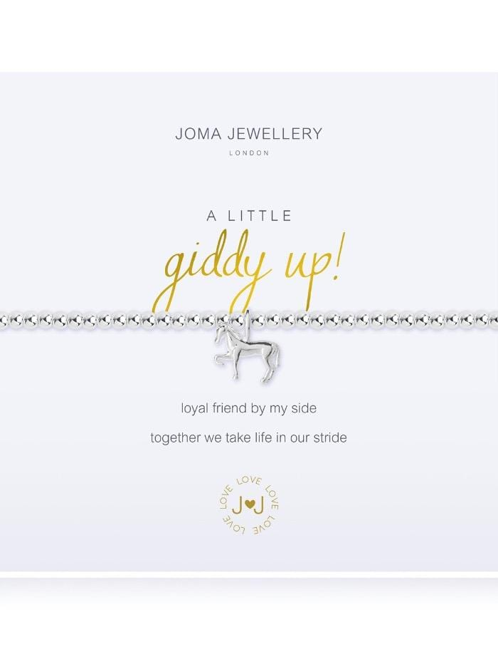 Joma Jewellery Jewellery Joma Bracelet A Little Giddy Up Bracelet 3108 izzi-of-baslow
