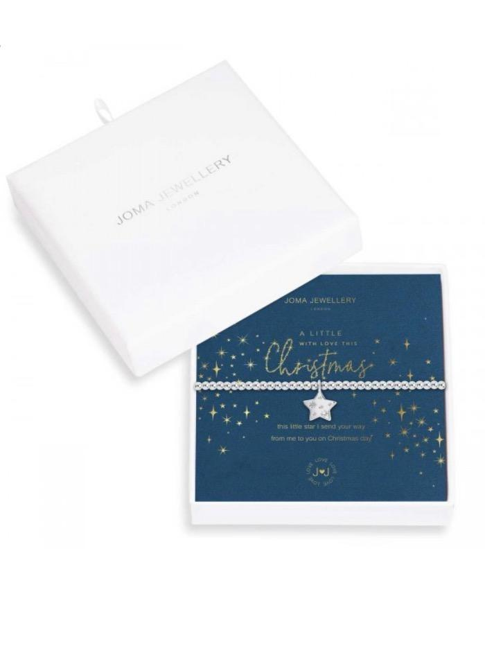 Joma Jewellery Jewellery Joma Bracelet Beautifully Boxed A Little With Love This Christmas Bracelet 3966 izzi-of-baslow