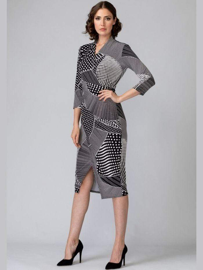 Joseph Ribkoff Dress Joseph Ribkoff Dress 201470 izzi-of-baslow