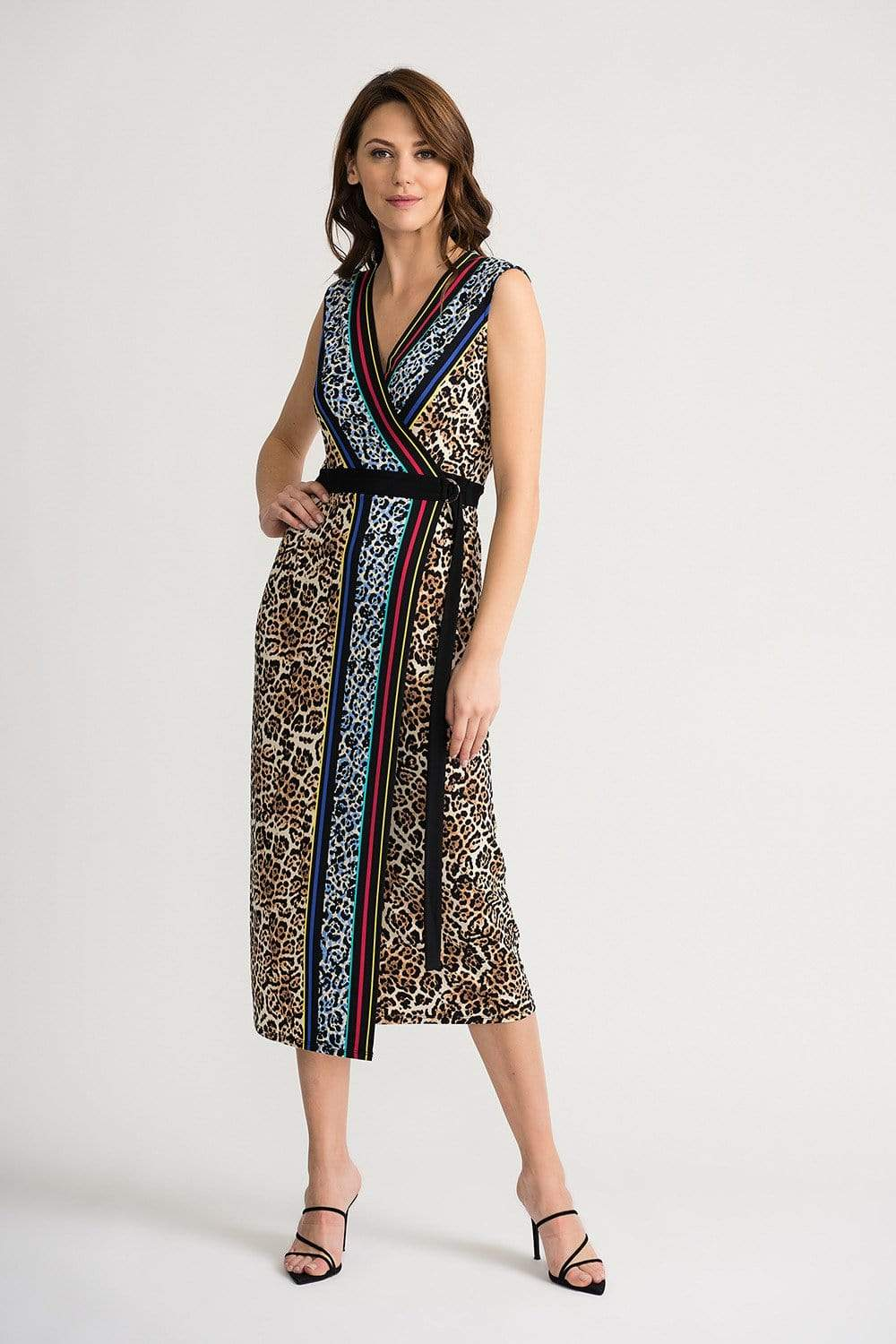 Joseph Ribkoff Dresses Joseph Ribkoff Multi Printed 202148 Dress izzi-of-baslow