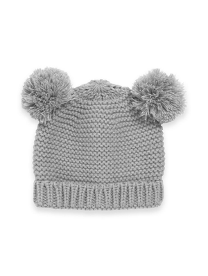 Katie Loxton Accessories One Size Katie Loxton Baby Hat and Mittens Set Grey BA0041 izzi-of-baslow