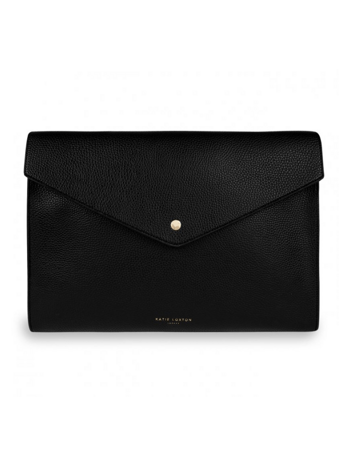 Katie Loxton Accessories One Size Katie Loxton Black Laptop Case KLST123 izzi-of-baslow