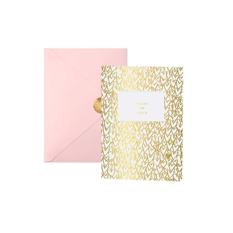 Katie Loxton Accessories One Size Katie Loxton Greetings Card Heart Of Gold izzi-of-baslow