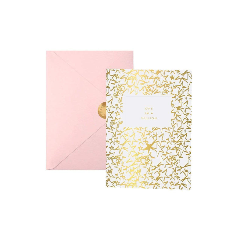 Katie Loxton Accessories One Size Katie Loxton Greetings Card One in a Million izzi-of-baslow