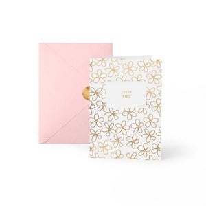 Katie Loxton Accessories One Size Katie Loxton Greetings Card Thank You izzi-of-baslow