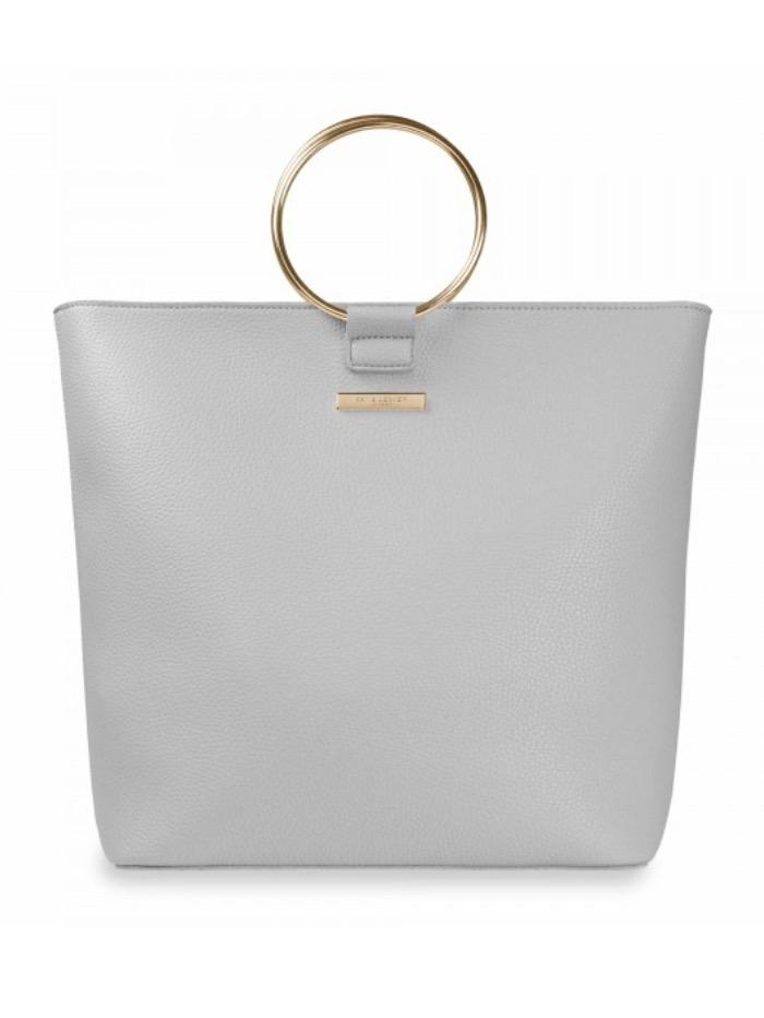 Katie Loxton Accessories One Size Katie Loxton Grey Bag KLB546 izzi-of-baslow