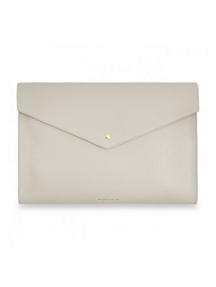 Katie Loxton Accessories One Size Katie Loxton Grey Laptop Case KLST125 izzi-of-baslow