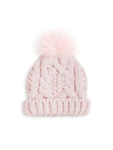 Katie Loxton Gifts Katie Loxton Baby Bubble Hat Pink izzi-of-baslow
