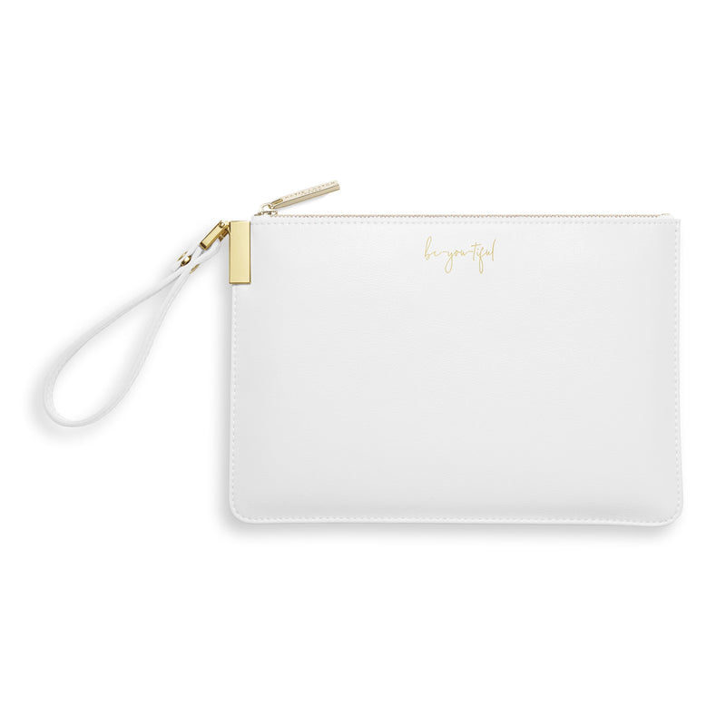 Katie Loxton Gifts One Size Katie Loxton Be You Tiful Secret Message Pouch KLB786 izzi-of-baslow