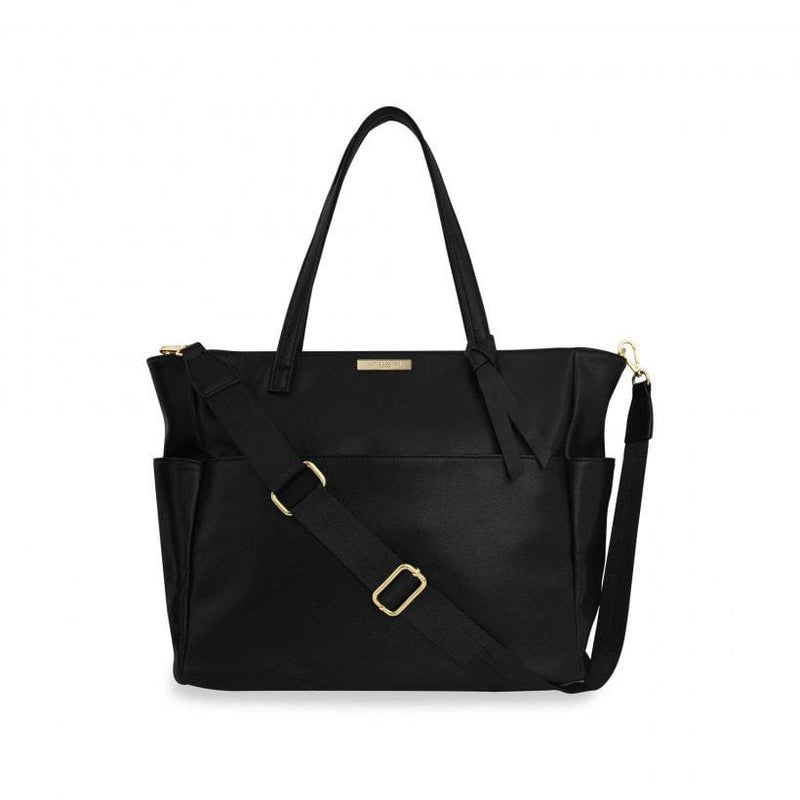 Katie Loxton Gifts One Size Katie Loxton Black Baby Changing Bag KLB732 izzi-of-baslow