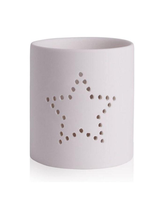 Katie Loxton Gifts One Size Katie Loxton Ceramic Star Tea Light Holder KLC056 izzi-of-baslow