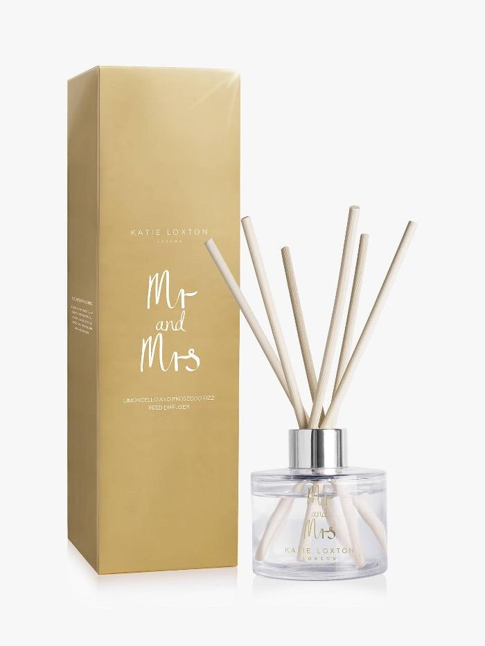 Katie Loxton Gifts One Size Katie Loxton 'Mr and Mrs' Reed Diffuser KLR izzi-of-baslow
