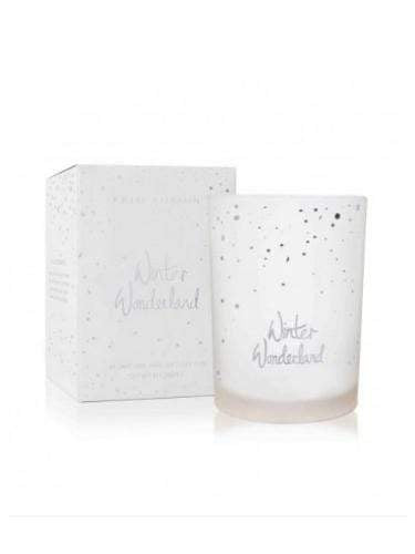 Katie Loxton Gifts One Size Katie Loxton Winter Wonderland Candle Snowberry and Soft Cotton KLC058 izzi-of-baslow