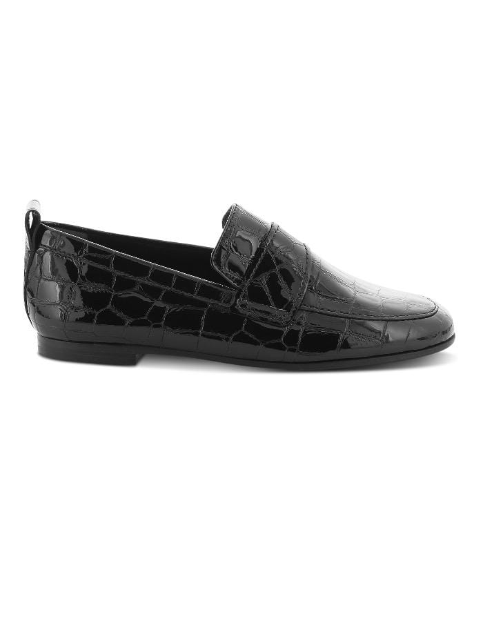 Kennel & Schmenger Shoes Kennel & Schmenger Black Patent Leather Loafer 41-22660-270 izzi-of-baslow