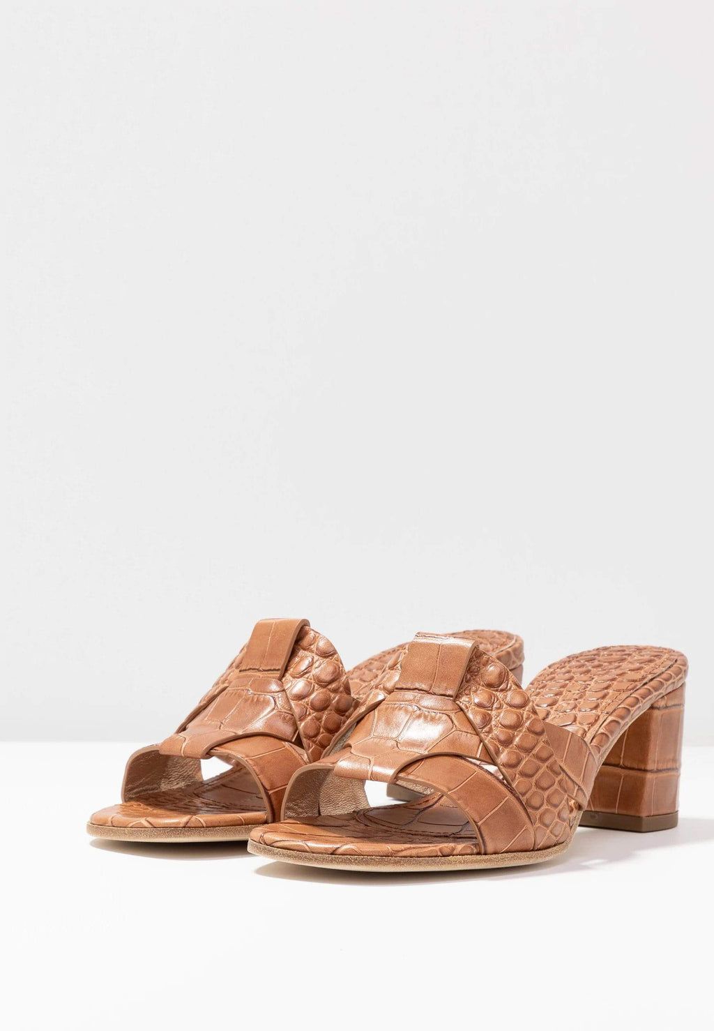 Kennel & Schmenger Shoes Kennel & Schmenger Missy Sandal Caramello izzi-of-baslow